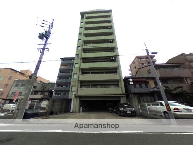 愛知県名古屋市北区、森下駅徒歩10分の築27年 11階建の賃貸マンション