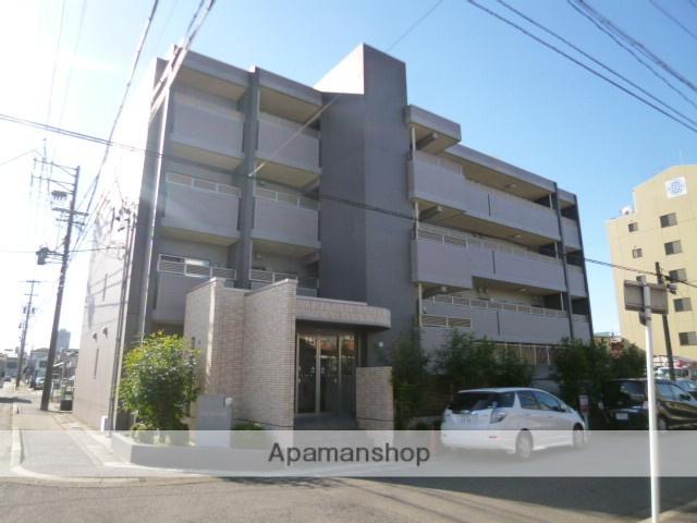愛知県名古屋市北区、味美駅徒歩29分の築7年 4階建の賃貸マンション