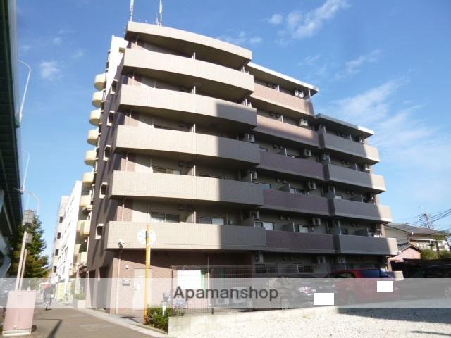 愛知県名古屋市北区、清水駅徒歩5分の築14年 6階建の賃貸マンション