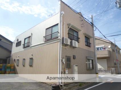 愛知県名古屋市北区、平安通駅徒歩9分の築32年 2階建の賃貸アパート