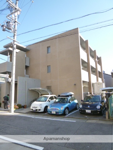 愛知県名古屋市北区、清水駅徒歩3分の築10年 3階建の賃貸マンション