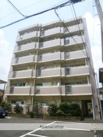 愛知県名古屋市北区、平安通駅徒歩10分の築28年 6階建の賃貸マンション