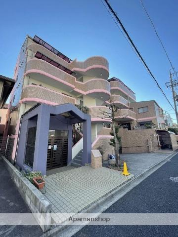 愛知県名古屋市北区、尼ヶ坂駅徒歩13分の築26年 5階建の賃貸マンション