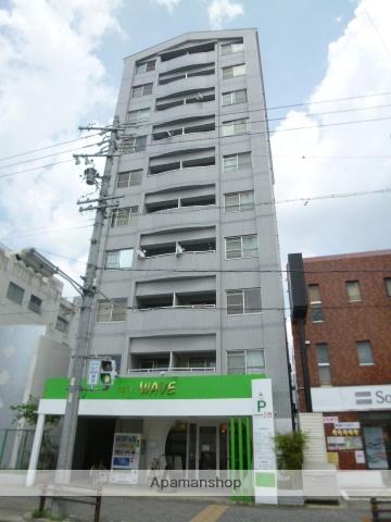 愛知県名古屋市北区、上飯田駅徒歩8分の築28年 10階建の賃貸マンション
