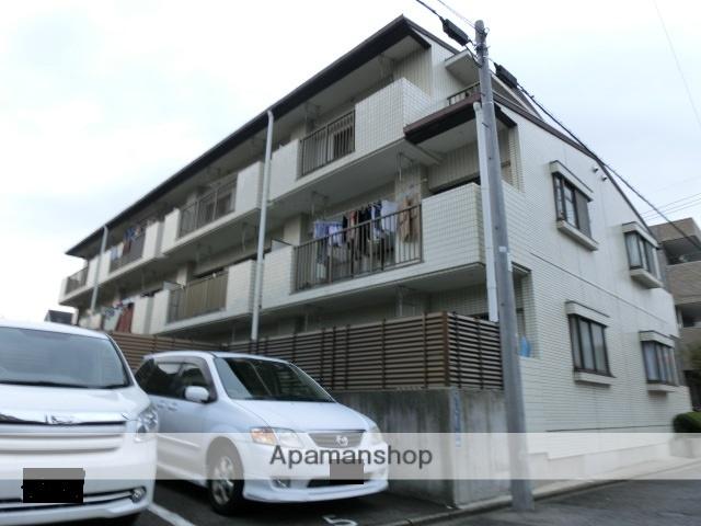 愛知県名古屋市北区、志賀本通駅徒歩16分の築29年 3階建の賃貸マンション