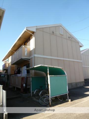 愛知県名古屋市北区、味鋺駅徒歩17分の築26年 2階建の賃貸アパート