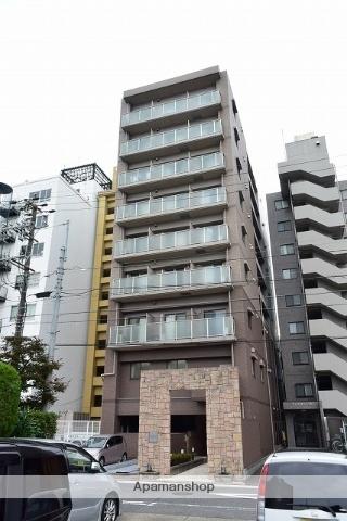 愛知県名古屋市北区、平安通駅徒歩2分の築11年 9階建の賃貸マンション