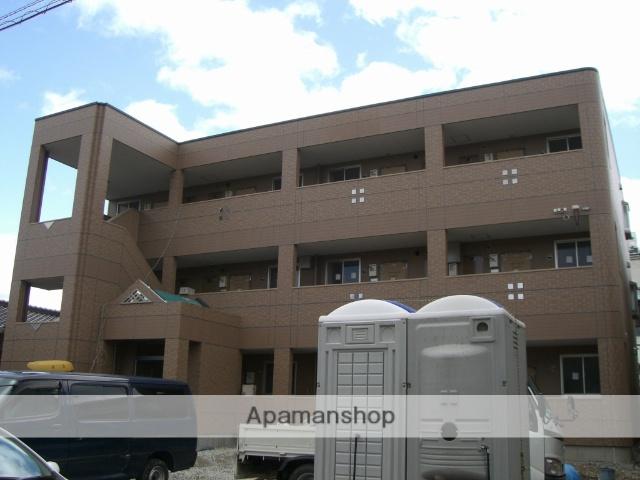 愛知県名古屋市北区、味鋺駅徒歩14分の築8年 3階建の賃貸アパート