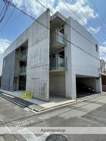 愛知県名古屋市北区、森下駅徒歩8分の築16年 3階建の賃貸マンション