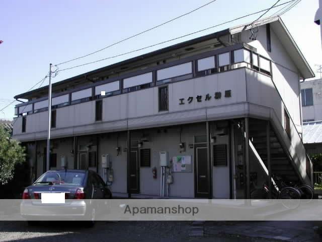 愛知県名古屋市北区、平安通駅徒歩11分の築26年 2階建の賃貸アパート