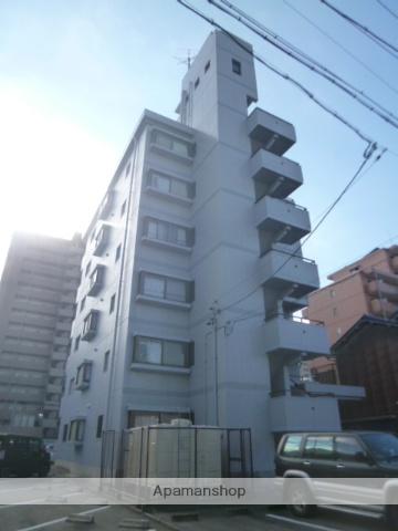 愛知県名古屋市北区、平安通駅徒歩9分の築25年 6階建の賃貸マンション