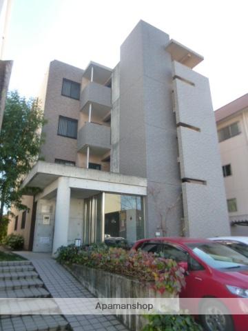 愛知県名古屋市北区、上飯田駅徒歩11分の築17年 4階建の賃貸マンション