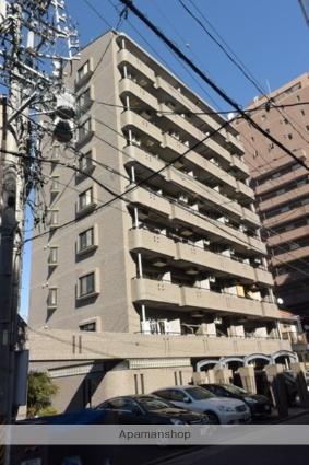 愛知県名古屋市北区、森下駅徒歩9分の築20年 9階建の賃貸マンション