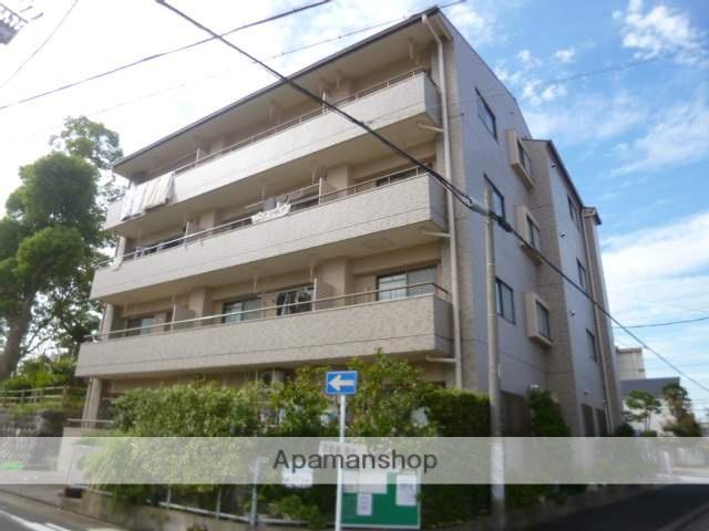 愛知県名古屋市北区、庄内緑地公園駅徒歩20分の築27年 4階建の賃貸マンション