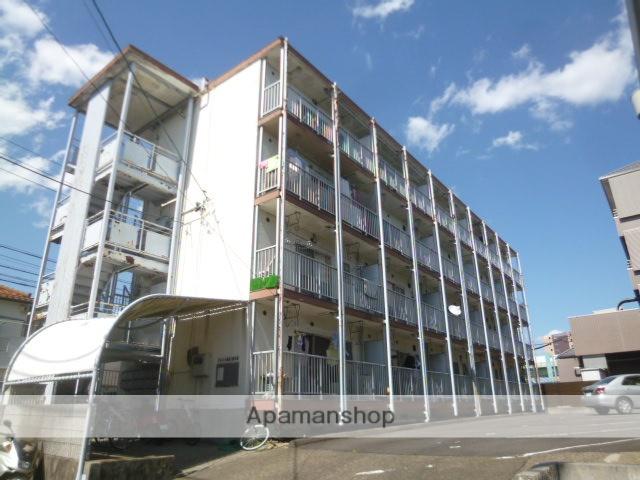 愛知県名古屋市北区、春日井駅徒歩40分の築44年 4階建の賃貸マンション