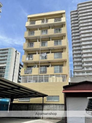 愛知県名古屋市北区、尼ヶ坂駅徒歩14分の築29年 7階建の賃貸マンション
