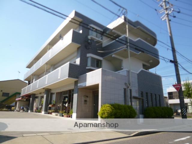 愛知県名古屋市北区の築12年 3階建の賃貸マンション
