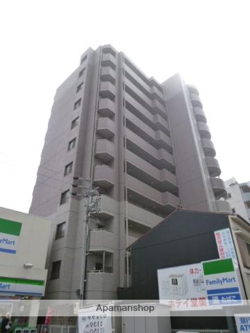 愛知県名古屋市北区、清水駅徒歩3分の築12年 11階建の賃貸マンション