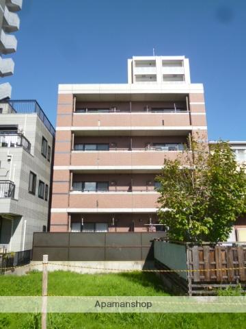 愛知県名古屋市北区、志賀本通駅徒歩8分の築13年 4階建の賃貸マンション