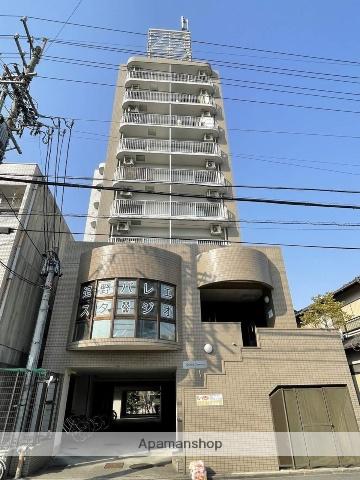 愛知県名古屋市北区、尼ヶ坂駅徒歩11分の築21年 10階建の賃貸マンション