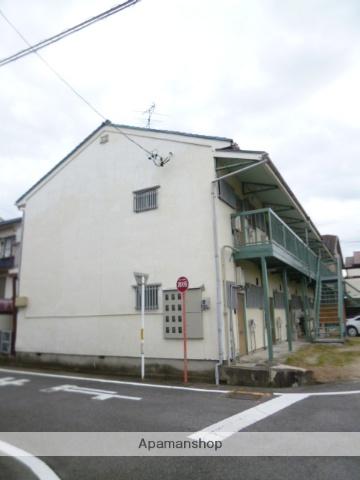 愛知県名古屋市北区、比良駅徒歩14分の築40年 2階建の賃貸アパート