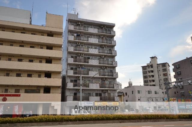 愛知県名古屋市北区、ナゴヤドーム前矢田駅徒歩13分の築27年 8階建の賃貸マンション