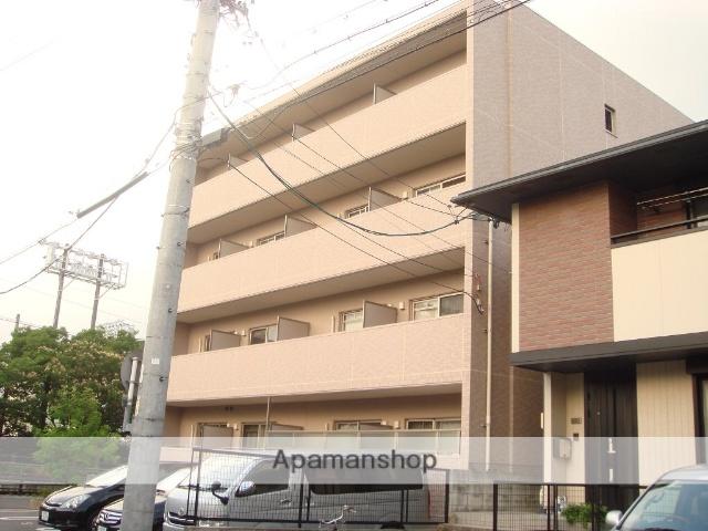 愛知県名古屋市守山区、新守山駅徒歩4分の築8年 4階建の賃貸マンション