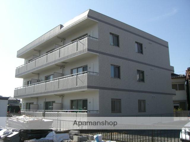 愛知県名古屋市守山区、新守山駅徒歩7分の築8年 3階建の賃貸マンション