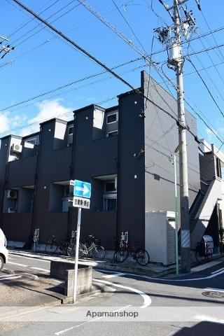 愛知県名古屋市北区、尼ヶ坂駅徒歩11分の築3年 2階建の賃貸アパート
