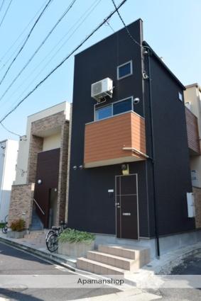愛知県名古屋市北区、森下駅徒歩9分の築2年 2階建の賃貸アパート
