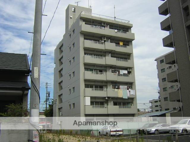 愛知県名古屋市北区、平安通駅徒歩12分の築30年 7階建の賃貸マンション