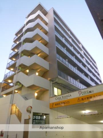 愛知県名古屋市北区、志賀本通駅徒歩13分の築7年 8階建の賃貸マンション