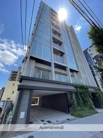 愛知県名古屋市北区、志賀本通駅徒歩8分の築2年 9階建の賃貸マンション