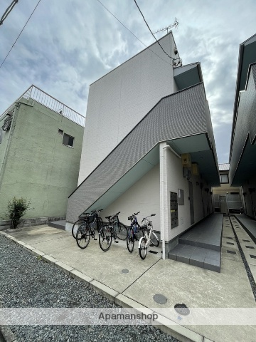愛知県名古屋市北区、清水駅徒歩12分の築1年 2階建の賃貸アパート