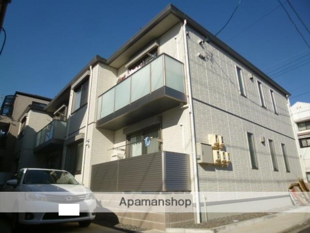 愛知県名古屋市北区、尼ヶ坂駅徒歩8分の築1年 2階建の賃貸アパート