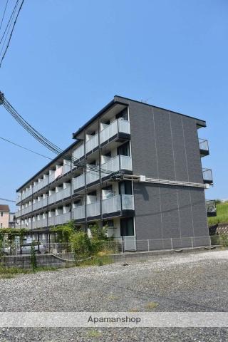 愛知県名古屋市北区、上飯田駅徒歩7分の築9年 4階建の賃貸アパート