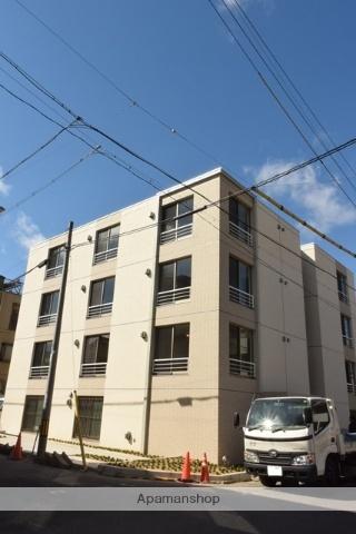 愛知県名古屋市北区、森下駅徒歩10分の新築 4階建の賃貸マンション