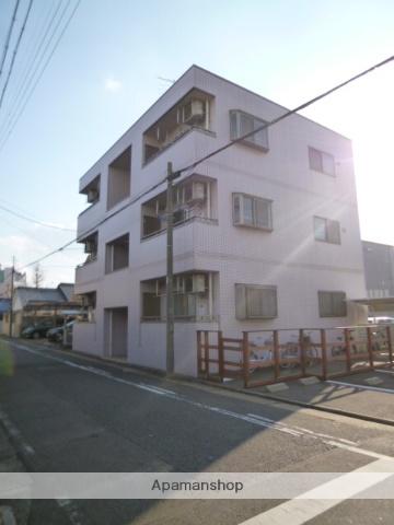 愛知県名古屋市北区、尼ヶ坂駅徒歩14分の築11年 3階建の賃貸アパート