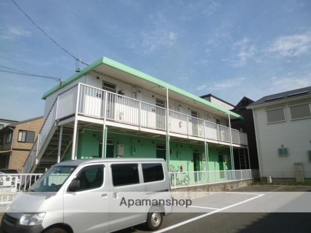 愛知県名古屋市北区、上飯田駅徒歩26分の築29年 2階建の賃貸アパート