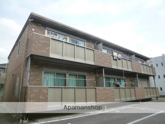愛知県名古屋市北区、味美駅徒歩26分の築10年 2階建の賃貸アパート