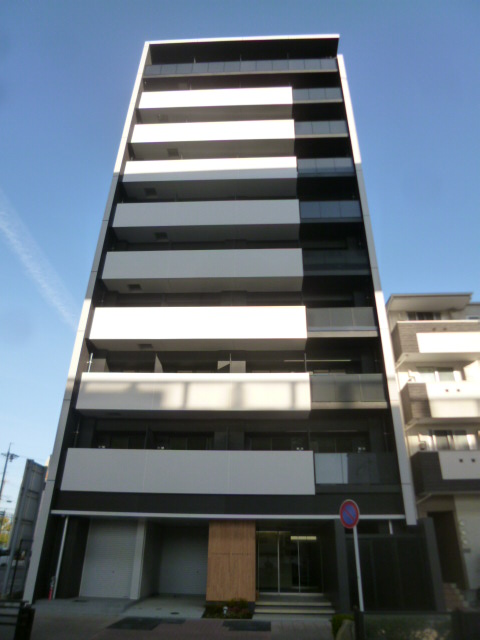 愛知県名古屋市北区、志賀本通駅徒歩12分の新築 10階建の賃貸マンション