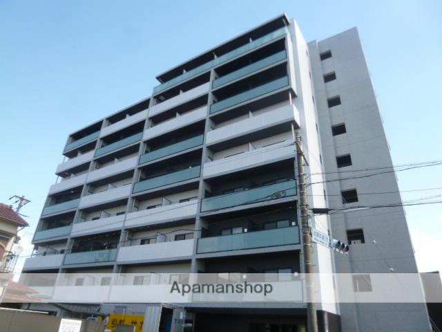 愛知県名古屋市北区、平安通駅徒歩12分の新築 9階建の賃貸マンション