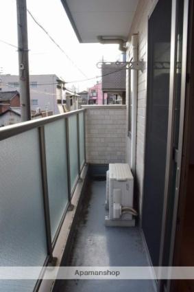 愛知県名古屋市北区下飯田町4丁目[2LDK/92.94m2]のバルコニー