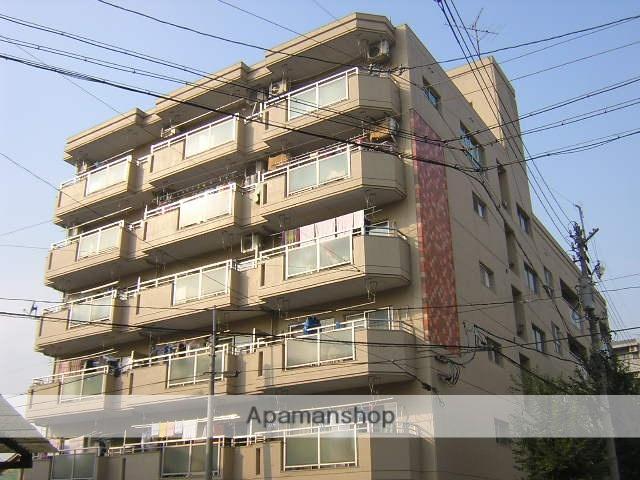 愛知県名古屋市北区、森下駅徒歩10分の築36年 6階建の賃貸マンション