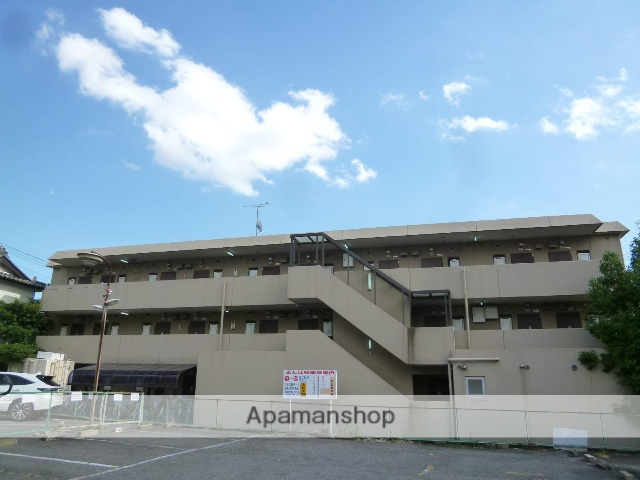 愛知県名古屋市北区、味美駅徒歩36分の築29年 3階建の賃貸マンション