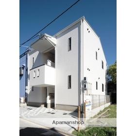 愛知県名古屋市北区、志賀本通駅徒歩21分の築10年 2階建の賃貸アパート