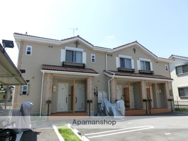 愛知県名古屋市北区、味鋺駅徒歩16分の築6年 2階建の賃貸アパート