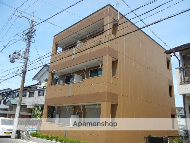 愛知県名古屋市北区、味鋺駅徒歩18分の築6年 3階建の賃貸マンション