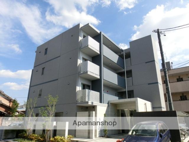 愛知県名古屋市北区、上飯田駅徒歩14分の築4年 4階建の賃貸マンション
