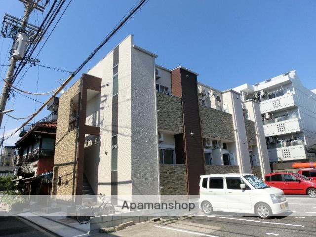 愛知県名古屋市北区、森下駅徒歩12分の築4年 2階建の賃貸アパート